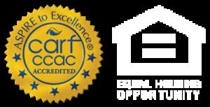 CARF-CCAC & equal housing