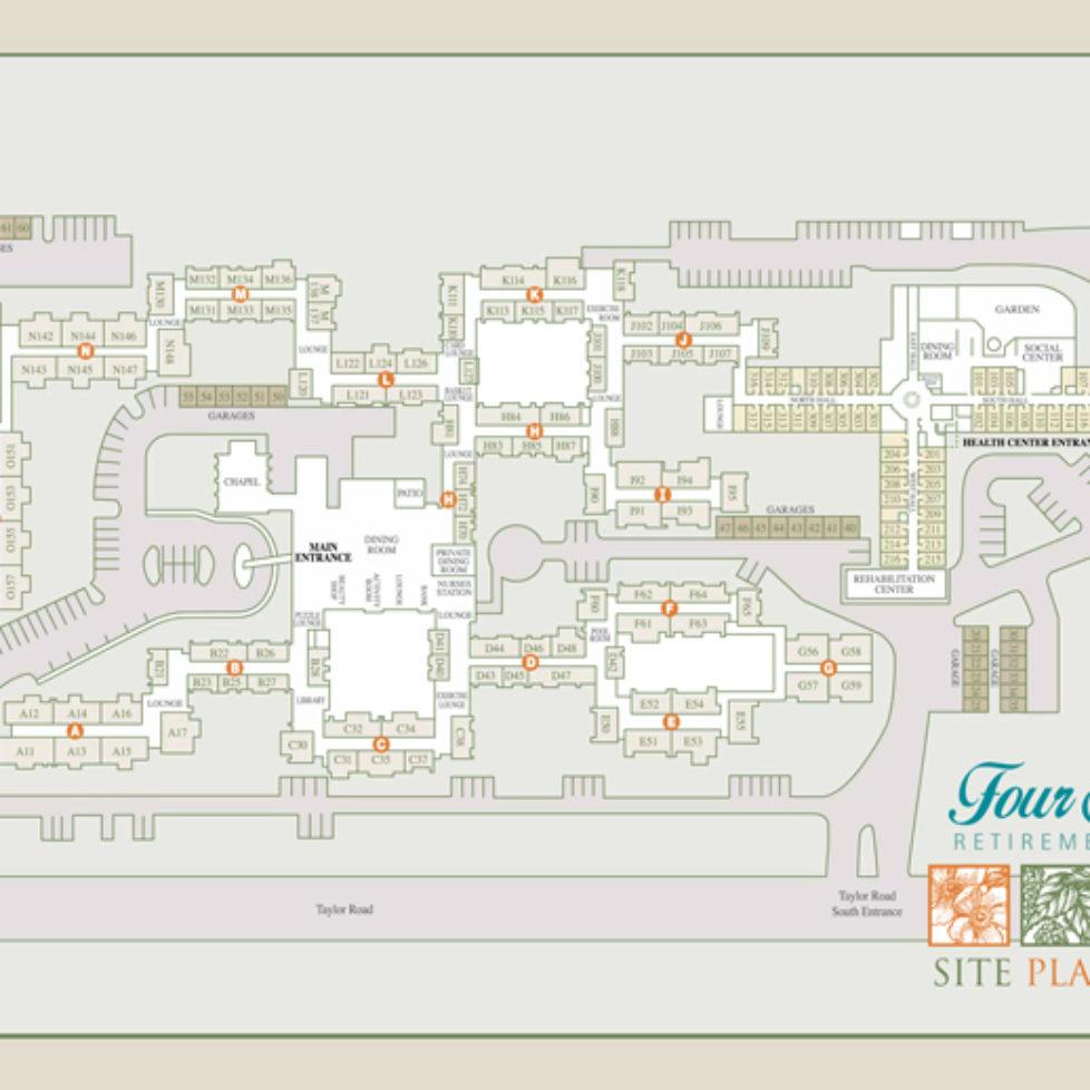 Area-Site-Map