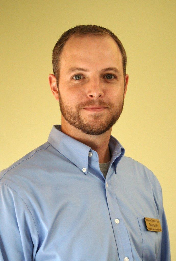 David Smillie, Director of Environmental Services