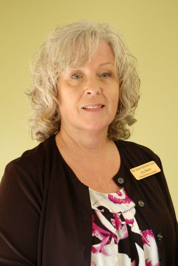Joy Beem, Director of Resident Services