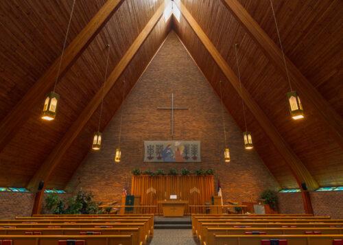 Inside the Chapel Four Seasons