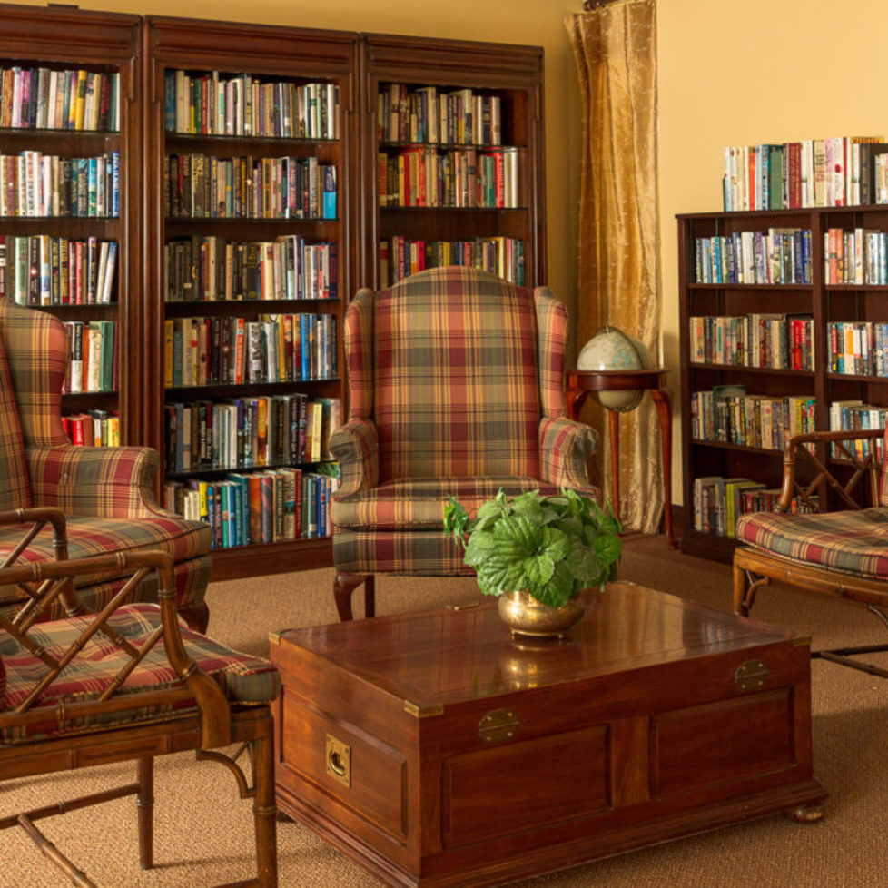 Library at Four Seasons