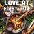 Love at First Bite Newspaper Ad