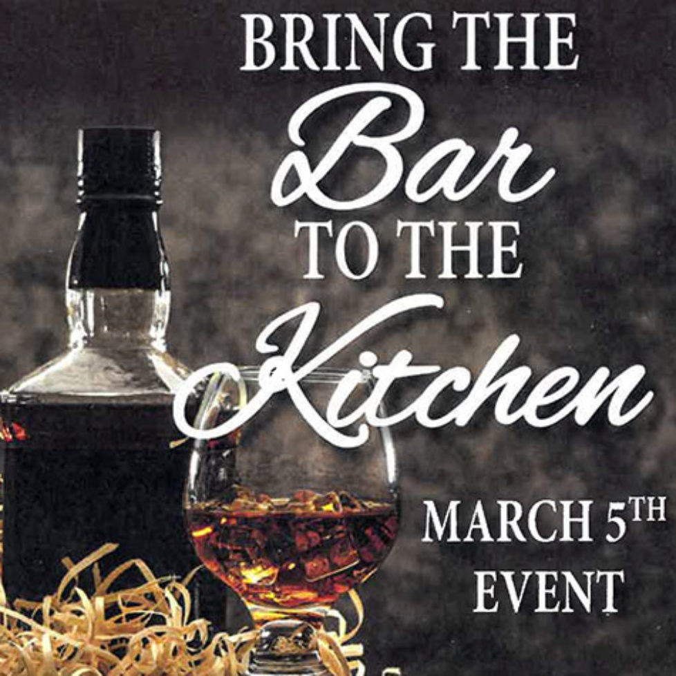 Activities - Bar to the Kitchen cooking event