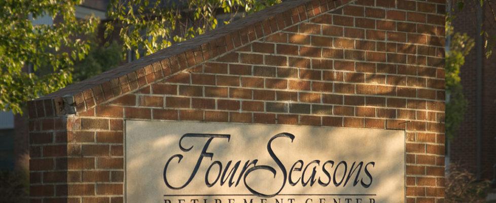 Four Seasons Signage